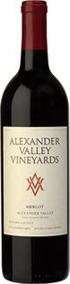 Alexander Valley Vineyards Merlot 2006...